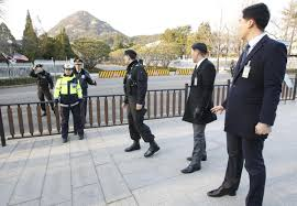 white house notebook press kept out in s korea deseret news