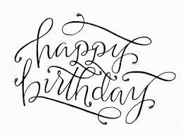 25 unique happy birthday writing ideas on happy