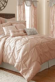 Isaac Mizrahi Sheets Amrapur Ella 24 Piece Comforter Set Blush Hautelook