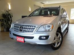 2008 mercedes benz ml550 4matic for sale in toronto