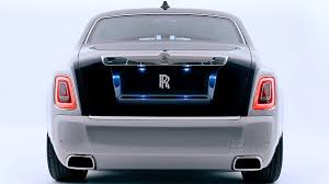 roll royce panda rolls royce phantom 2018 super luxury car youtube
