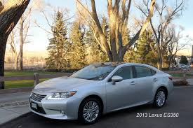 2013 Lexus Es350 Fwd 4 Door Sedan Northern Colorado Gazette