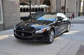 maserati sedan black 2016 maserati quattroporte sq4 s q4 stock m468 for sale near