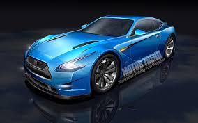 Nissan Gtr Blue - 2017 nissan gtr blue awesome wallpaper 5285 background wallpaper