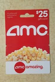 amc gift cards 100 gift card free shipping