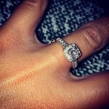 real engagement rings real engagement rings from instagram popsugar australia