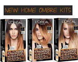preference wild ombre on short hair l oreal paris préférence wild ombré dip dye great even for cack