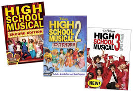 high school high dvd in motion high school musical 1 3 dvd set