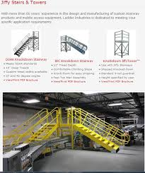 Ibc Stair Design by Industrial Stairways Guild Industrial Ladder And Stair