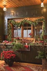 Natural Christmas Decorations Nature Inspired Holiday Decor In The Mountains Southern Living