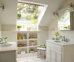 attic bathroom ideas small attic bathroom with awesome look
