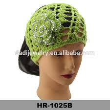 crochet hair band fashion knitted headband bow crochet headband thin hair band