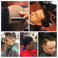 burst fade done by donald long yelp