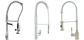 commercial kitchen faucet with sprayer sink parts restaurant