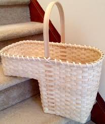 classic stair basket details