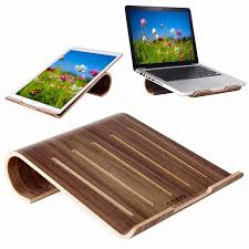 samdi vogue wooden laptop cooling pad stand wood cooler holder samdi vogue wooden laptop cooling pad stand wood cooler holder bracket dock universal for macbook air