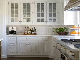 White Distressed Kitchen Cabinets White Kitchen Cabinets Handles White Kitchen Cabinets With Glass