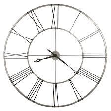Wall Clock Uttermost Max 32 In Wall Clock Hayneedle