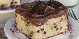 vanilla chocolate chip cake recipes food cake recipes