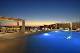 kounoupas an elegant and spacious villa mykonos greece best villas