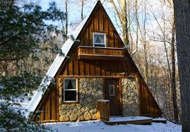 small a frame cabin lindal homes reinventing the a frame as a modern green home small