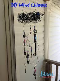 diy wind chimes spring crafts