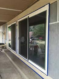 Sliding Patio Door Reviews by Patio Sliding Glass Doors Reviews Balcony Door Blinds Thermastar