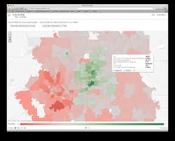 Dallas Area Code Map by Seeing The Forest And The Trees How Engagement Analytics Can Help