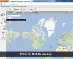 Google Maps Italy by How To Add Markers To A Custom Google Map By Using Gmap Editor