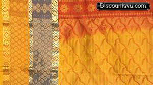 Light Orange Color by Kanchipuram Ga22087 Light Orange Color Vastrakala Silk Saree Youtube