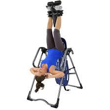 do inversion tables help back pain teeter ep 960 inversion table with back pain relief dvd walmart com