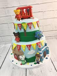 daniel tiger cake nashville daniel tiger birthday cake