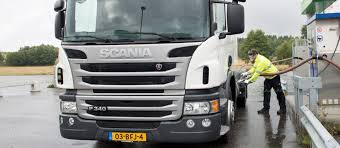 enhanced gas trucks with scania opticruise scania group