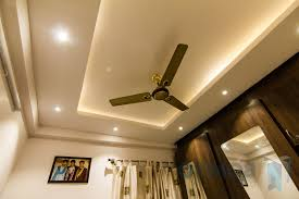 Living Room False Ceiling Designs Pictures by False Ceiling Designs With Two Fans Home Combo