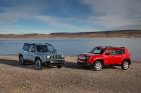 jeep renegade trailhawk lifted 2015 jeep renegade debuts in geneva automobile magazine