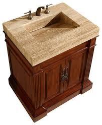Bathroom Vanities Sink 32 5 Inch Modern Single Sink Bathroom Vanity Traditional