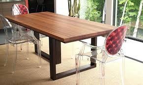 table de cuisine moderne en verre table de cuisine moderne stunning with tables cuisine table de