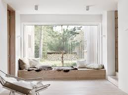 window reading nook decordots built in wooden daybed by the window perfect reading nook