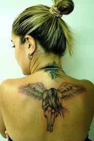 55 most beautiful angel tattoos designs u2013 coolest angel wings