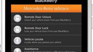mbrace mercedes mercedes and hughes release app based mbrace telematics for
