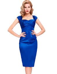 aliexpress com buy knee length black blue cocktail dresses 2017