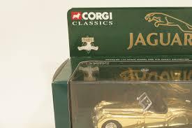 50th anniversary gold plate sold model cars x 7 corgi jaguar xk120 x 6 and 50th anniversary