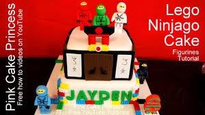 ninjago cake toppers how to make the lego ninjago cake topper figurines