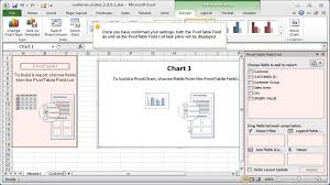Schedule Of Values Spreadsheet Excel Pivot Chart How To Display Pivot Tables In Chart Form
