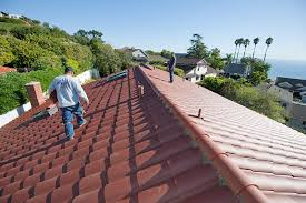 Concrete Tile Roof Repair Navarro Roofing Clay Tile Roof You Can Walk On Palos Verdes