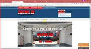 how to beat sac u0027s garage door repair seo for sacramento garage