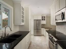 galley kitchen layout ideas best popular modern galley kitchen ideas my home design journey