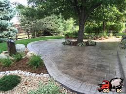 Pictures Of Stamped Concrete Walkways by Denver Concrete Services Flatwork Concrete Contractors 303 848