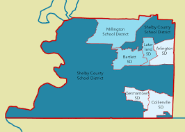 Memphis Map Memphis Shelby County Spotlighted In National Report On