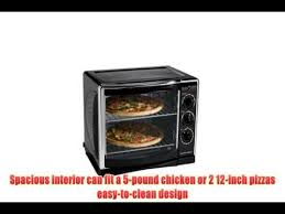 Best Rotisserie Toaster Oven Toaster Ovens Best Rated Hamilton Beach 31197 Countertop Oven